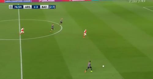 Góc chiến thuật Arsenal - Bayern: Cơn ác mộng phản công - 4