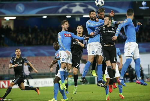 """Góc chiến thuật Napoli – Real: """"Thiết đầu công"""" lên ngôi - 1"""