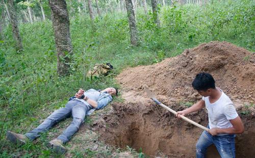 Lương Mạnh Hải rùng mình nhớ lại cảnh bị chôn sống - 1