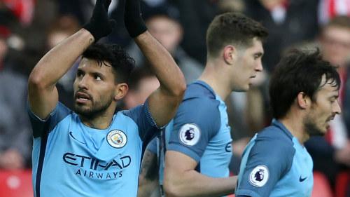 Man City – Stoke City: Thừa thắng xông lên - 2