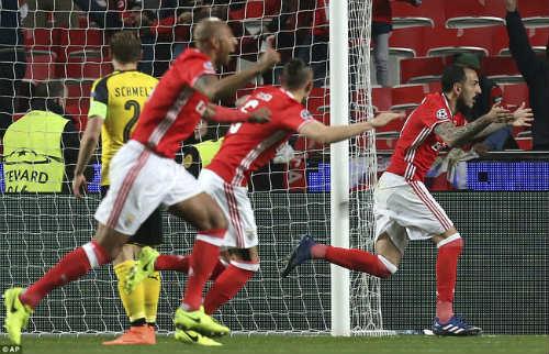 Dortmund – Benfica: Đứng dậy sau cú vấp ngã - 2