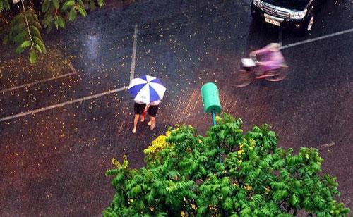 Đợt mưa phùn, gió rét ở Bắc Bộ khi nào kết thúc? - 1