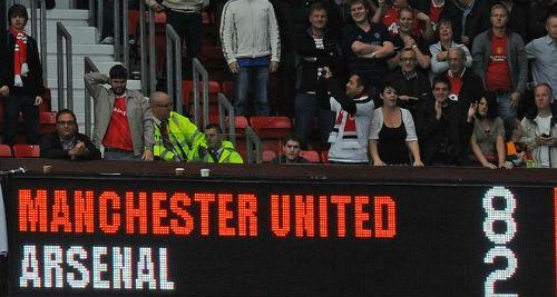 """Arsenal – Wenger thua thảm & những """"vết nhơ"""" khó gột - 2"""