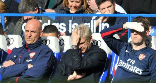 """Arsenal – Wenger thua thảm & những """"vết nhơ"""" khó gột - 5"""