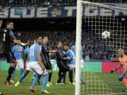 Bóng đá - Napoli - Real Madrid: 6 phút siêu anh hùng định đoạt