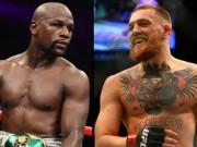 """Thể thao - Boxing trăm triệu đô: Mayweather giục McGregor """"chơi hoặc nghỉ"""""""