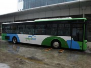 Buýt nhanh BRT Hà Nội có giá hơn 5 tỷ mỗi xe