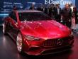 Mercedes-AMG GT 4 cửa hoàn toàn mới lộ diện