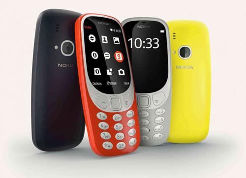 215k - Điện thoại Nokia 3310 full box màn hình cong 2 sim tiếng việt giá sỉ và lẻ rẻ nhất