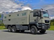 Thế giới - Ra mắt siêu xe tải như boongke dành cho... ngày tận thế