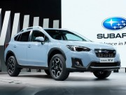 Subaru XV thế hệ thứ 2 hoàn toàn mới xuất hiện