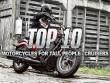 Top 10 xe mô tô dành cho tay đua cao to