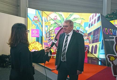 Điểm đến giải trí của thế giới Cocobay đã có mặt tại ITB Berlin - 1