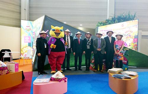 Điểm đến giải trí của thế giới Cocobay đã có mặt tại ITB Berlin - 4