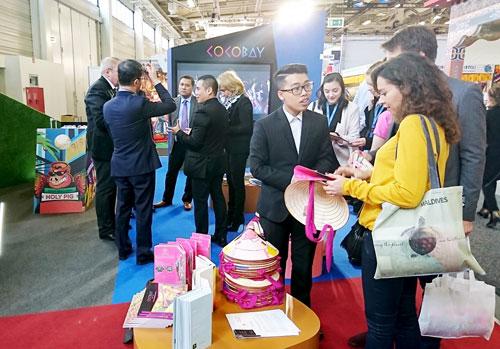 Điểm đến giải trí của thế giới Cocobay đã có mặt tại ITB Berlin - 5