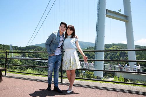 Noo Phước Thịnh tiếp tục nhận lời mời làm Đại sứ du lịch Nhật Bản - 1