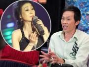"""Ca nhạc - MTV - Ca sĩ Hà My: """"Hoài Linh yêu tôi khi đã có vợ"""""""