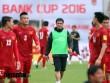 """BXH FIFA tháng 3: Việt Nam vững vàng, Myanmar tụt """"thảm"""""""