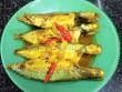 Cá bạc má kho tỏi ớt: Tốn cơm lắm đấy!