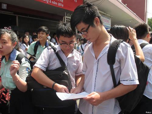 TP.HCM: Các trường tăng tốc ôn thi vào 10, học sinh học 3 ca - 1