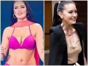 Hoa hậu béo nhất HHHV 2016 gây sốc hậu giảm cân