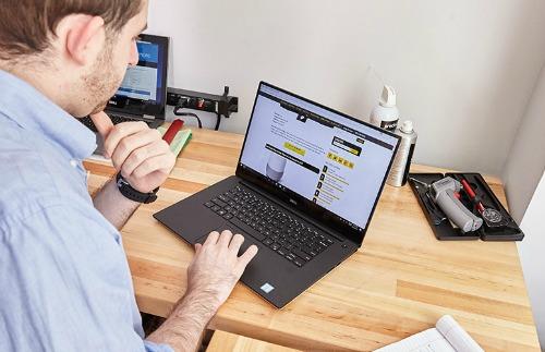 """Đánh giá Dell XPS 15 mới: Pin """"trâu"""", màn hình 4K, cấu hình mạnh - 5"""