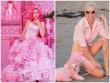 Người đẹp ngoại ngũ tuần cuồng màu hồng nhất hành tinh