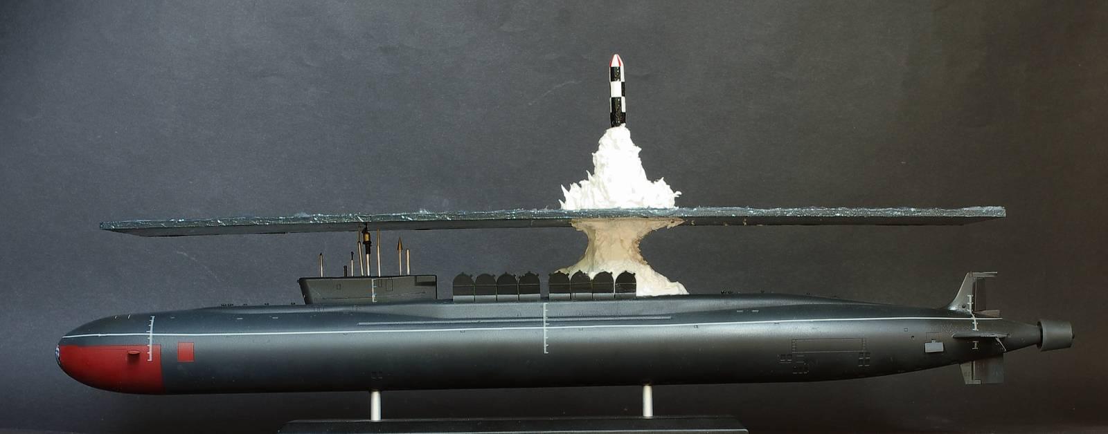 Tàu ngầm hạt nhân Nga phóng ngư lôi vào nhau ở Bắc Cực - 2