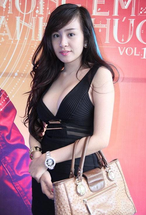 """Ngân 98, bạn gái Phan Mạnh Quỳnh gây """"náo loạn"""" casting The Face - 1"""