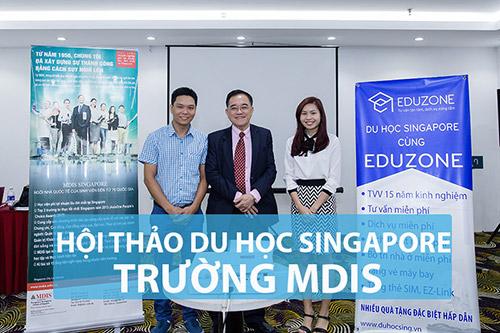 Hội thảo Du học Singapore: Nhận học bổng S$4000 và cơ hội thực tập tại Singapore, Mỹ - 2