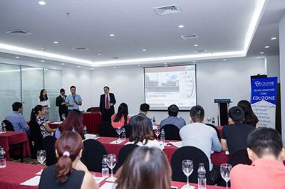 Hội thảo Du học Singapore: Nhận học bổng S$4000 và cơ hội thực tập tại Singapore, Mỹ - 1