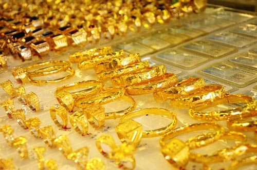 Giá vàng ngày 14/3/2017: Tăng hay giảm? - 1