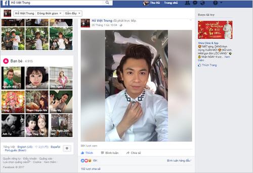 """""""Chiêu trò"""" tăng like mới của sao Việt - 2"""