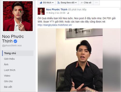 """""""Chiêu trò"""" tăng like mới của sao Việt - 3"""