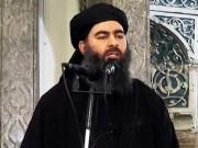 Báo Anh: Thủ lĩnh tối cao IS trông như xác sống