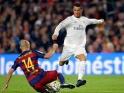 Bóng đá - Đua vô địch Liga đến Siêu kinh điển: Barca hẹn, Real né