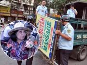 """Tin tức trong ngày - Nữ chủ tịch phường """"dẹp"""" vỉa hè: Khách sạn, massage về trụ sở"""