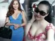Phi Thanh Vân tái xuất sau ly hôn với váy xẻ ngực sâu