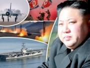 """Thế giới - Triều Tiên dọa giáng đòn """"tàn nhẫn"""" vào tàu sân bay Mỹ"""