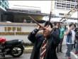 """""""Pháp sư MH370"""" lập đàn ở nơi đặt thi thể vụ Kim jong-nam"""