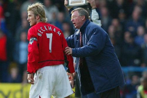 """MU & ngôi sao tranh cãi: Vì Sir Alex, Beckham """"hết cửa"""" huyền thoại (P4) - 2"""