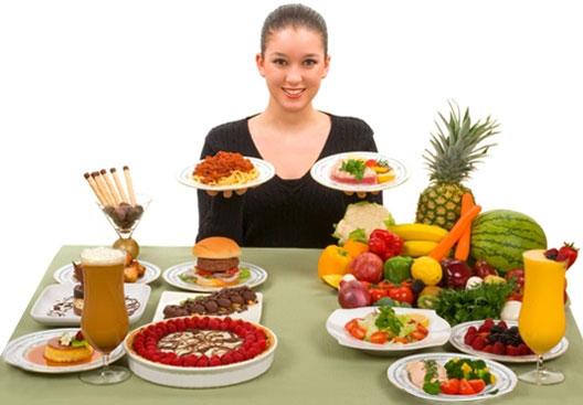 Ăn nhiều để tăng cân – Sai lầm người gầy nào cũng mắc phải - 1
