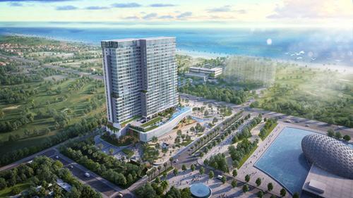 Chiêm ngưỡng kiến trúc Coco Ocean-Spa Resort – Kỳ quan miền duyên hải - 1