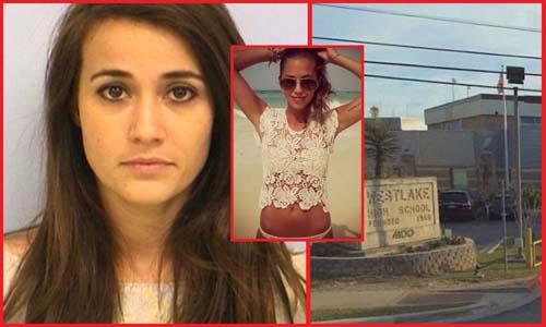Mỹ: Nữ giáo viên xinh đẹp nhận tội quan hệ với 2 nam sinh - 1