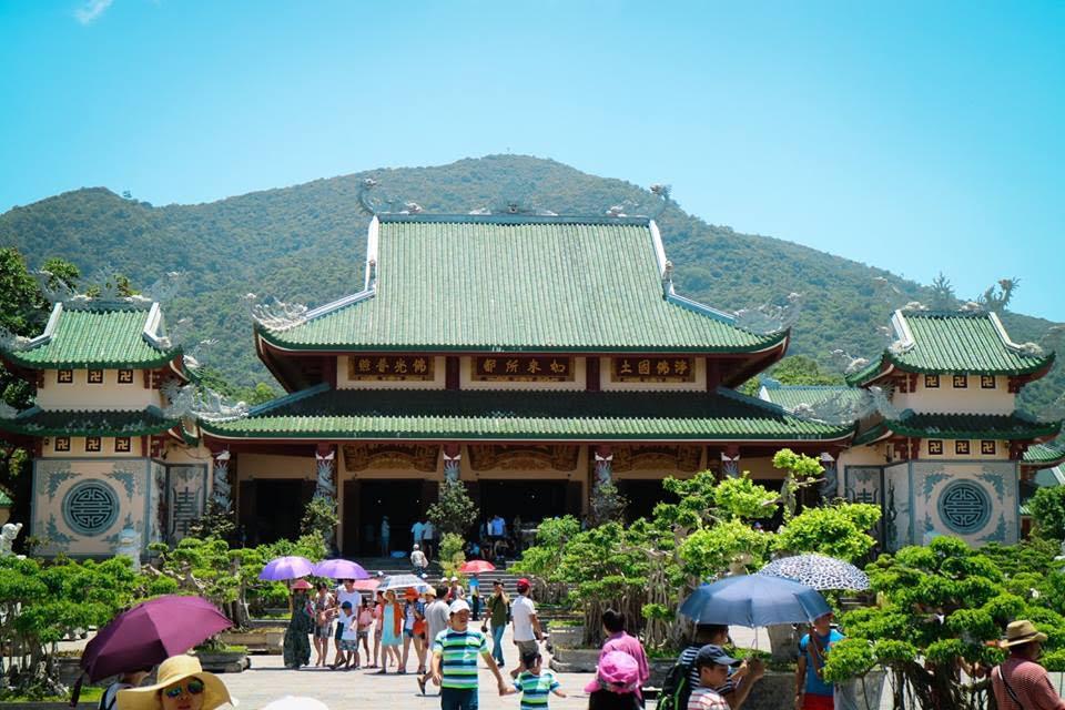 Ghé thăm ngôi chùa đẹp nhất Đà Nẵng trên bán đảo Sơn Trà - 4