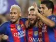 """Barca """"hàng"""" Real vì """"gót A-sin"""" Messi-Suarez-Neymar?"""