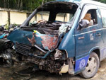 Xác định nguyên nhân ban đầu vụ xe đón dâu gặp nạn ở Hà Nam - 2