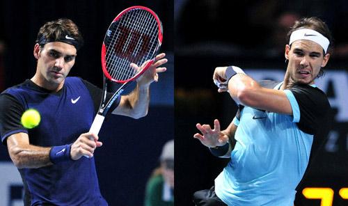 """Federer - Nadal: """"Tàu tốc hành"""" là khắc tinh của """"Bò tót"""" - 2"""
