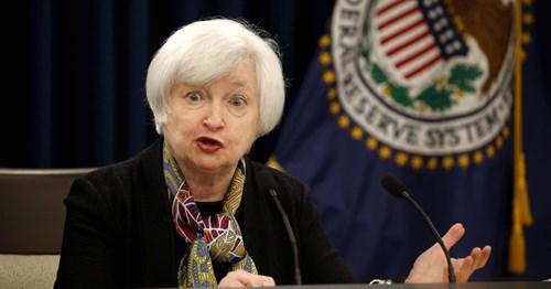Chứng khoán toàn cầu ngập sắc xanh sau quyết định của Fed - 1
