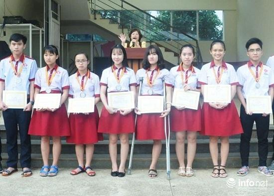 Hành trình đầy nghị lực của Hà Vi chinh phục Huy chương Bạc Olympic Địa lý - 2